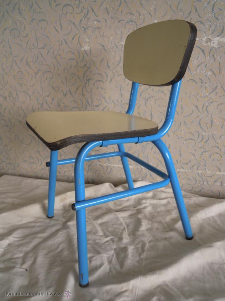 Silla Colegio Tldn Silla Colegio AÃ Os 60 Vintage Industrial Loft R Prar Muebles