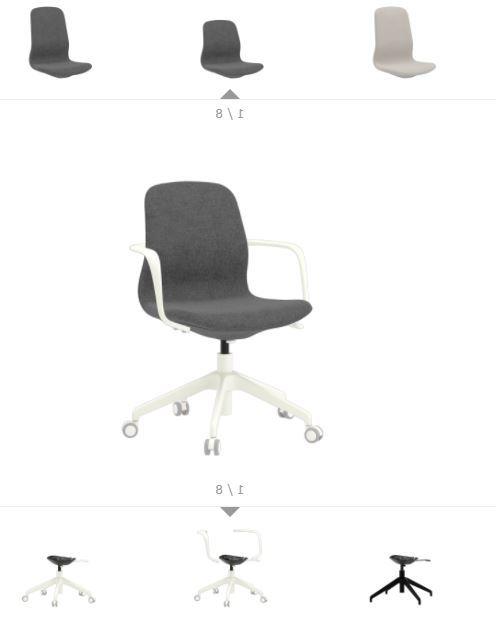 Silla De Escritorio Ikea 9ddf Las Mejores Sillas De Oficina De 2018 Calidad Precio Bloghogar