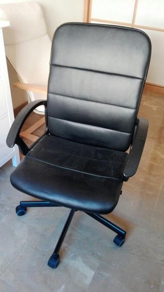 Silla De Escritorio Ikea X8d1 Sillas De Oficina Ikea De Segunda Mano En Wallapop