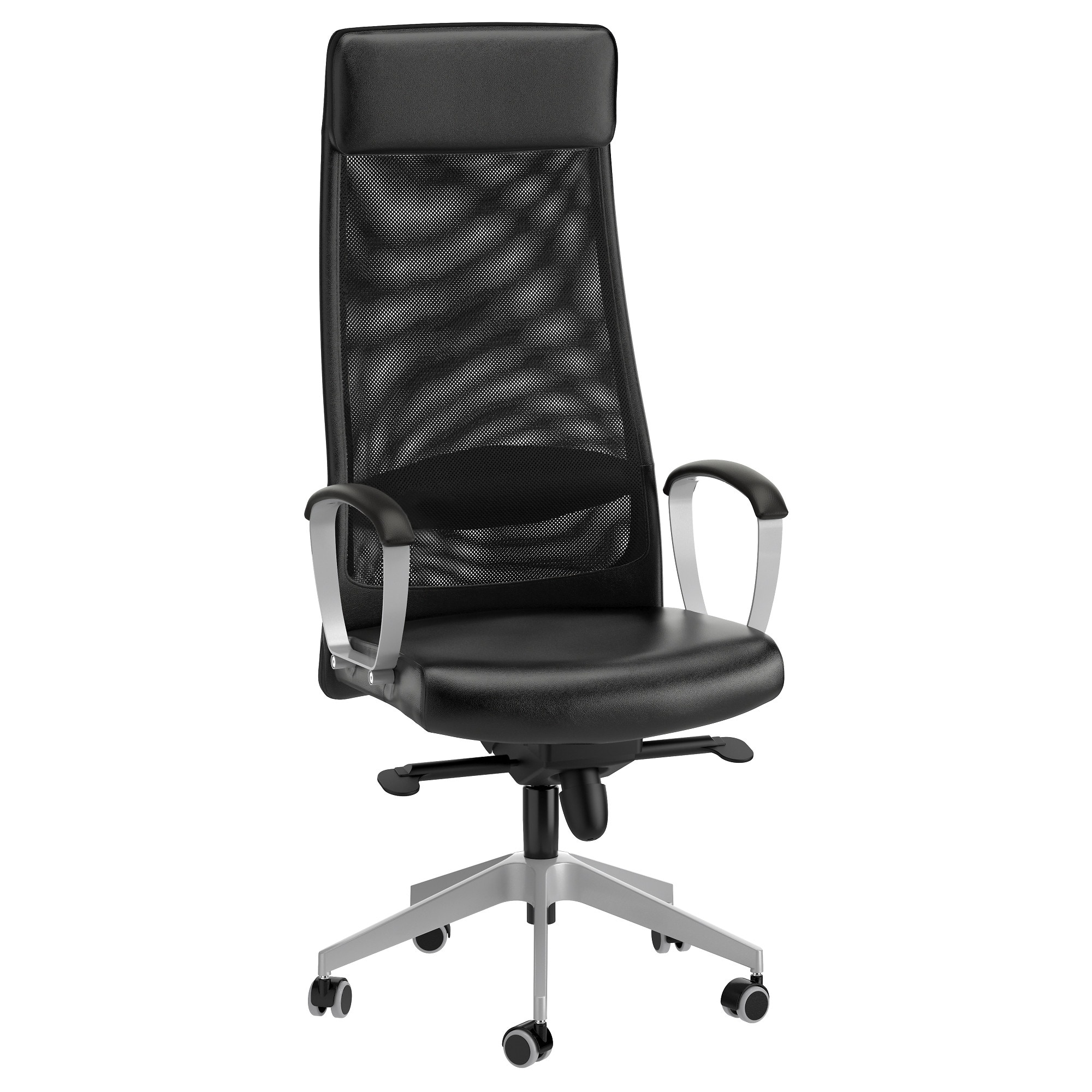 Silla De Oficina Ikea Dwdk Markus Swivel Chair Glose Black Ikea