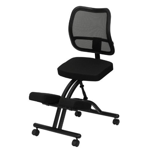 Silla De Rodillas Drdp Flash Furniture Mobile Silla De Rodillas Ergonà Mica Con Mal