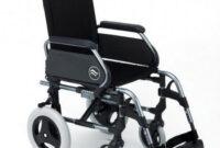 Silla De Ruedas Aluminio 9fdy Breezy 300 Silla De Ruedas Aluminio Plegable No Autopropulsable