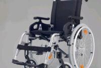 Silla De Ruedas Aluminio Budm Silla Aluminio Plena ortopedia ortojosbel