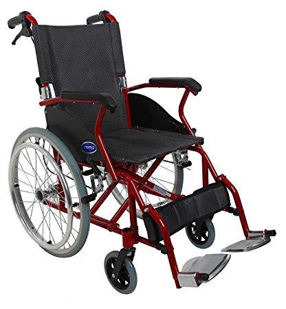 Silla De Ruedas Aluminio Thdr Cymam Epspl62 Silla Ruedas Aluminio Salud Y Cuidado