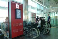 Silla De Ruedas Para Baño Segunda Mano 0gdr Turismo Y Accesibilidad Al Medio Aeropuerto ataturk Y