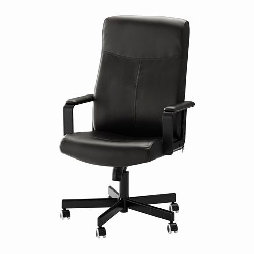 Silla Despacho Ikea Ipdd Silla Oficina Ikea Elegante Ikea Malkolm Swivel Chair Bomstad Black