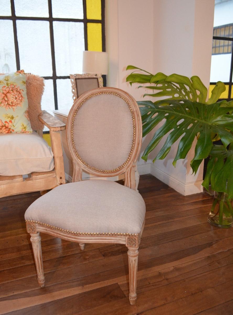 Silla Dormitorio D0dg Silla Antigua Petit De Dormitorio Estilo Luis Xvi Vintage 4 550