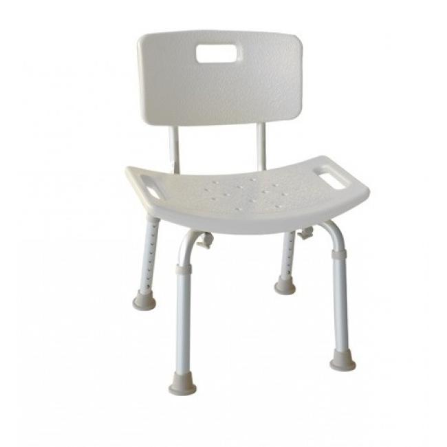 Silla Ducha S1du Silla Para Ducha De Aluminio Regulable ortoweb