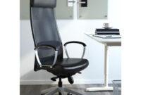 Silla Ergonomica Ikea Mndw Office Chair Markus Glose Black