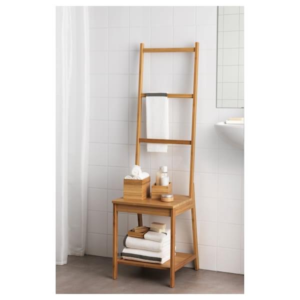 Silla Escalera Ikea 87dx Silla toallero Rà Grund Bambú