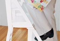 Silla Escalera Ikea Dwdk Escalera Y Silla Plegables todo En Uno Sillas Sillas