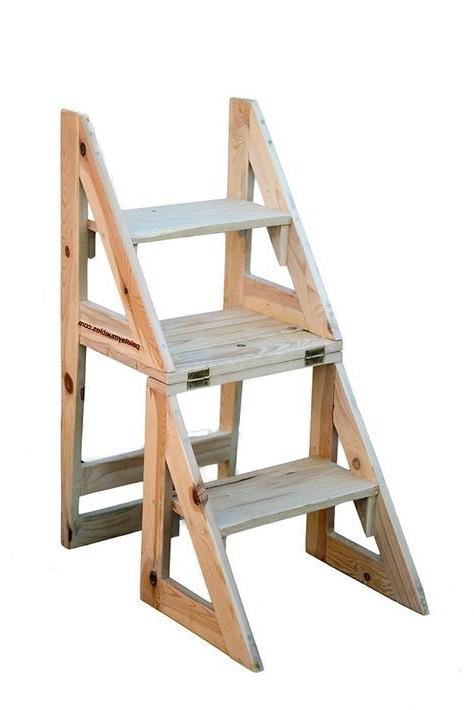 Silla Escalera Ikea E6d5 Silla Escalera Convertible Lakà S Muebles Sillas Y