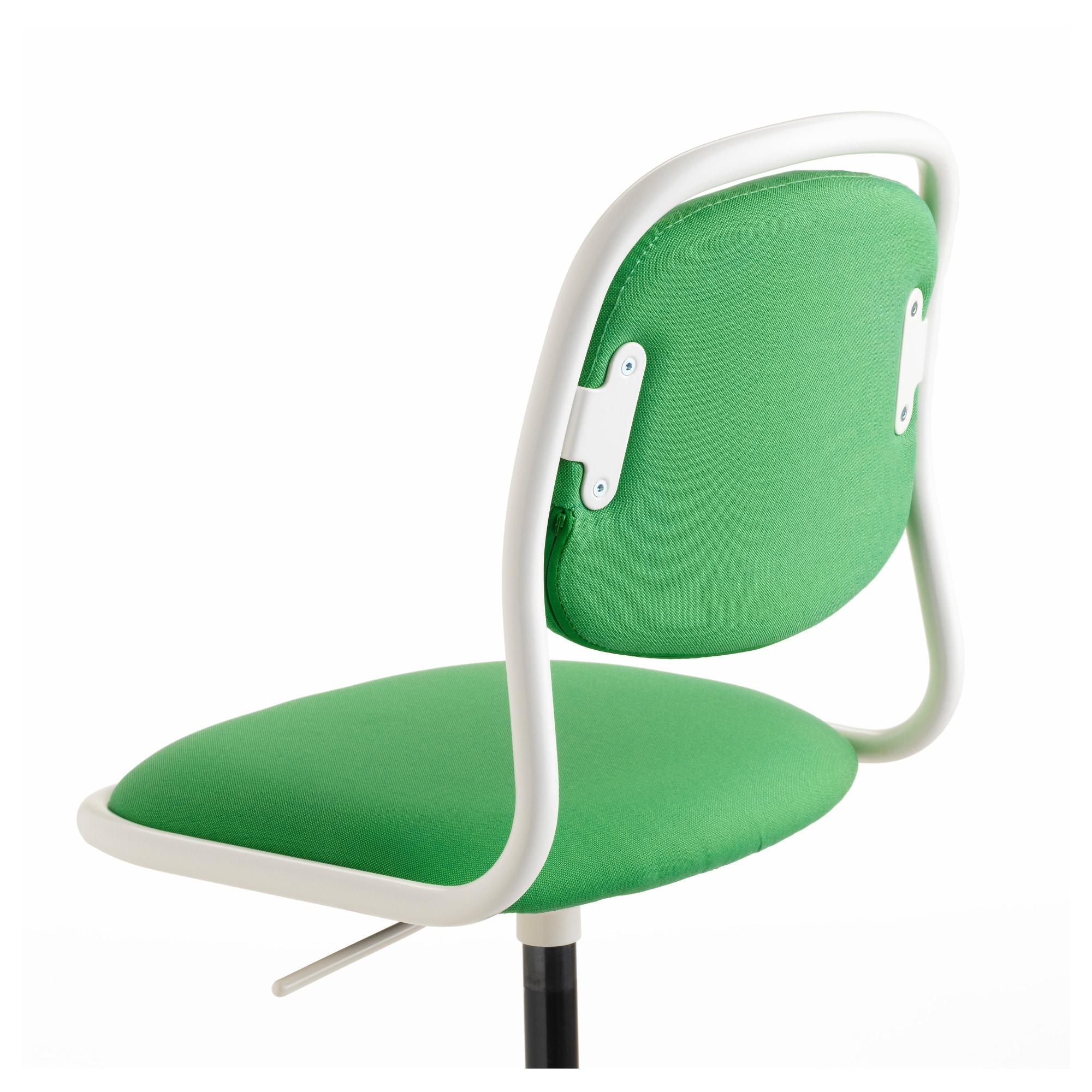 Silla Escritorio Niño 3id6 à Rfjà Ll Silla Escritorio Nià O Blanco Vissle Verde Vivo Ikea