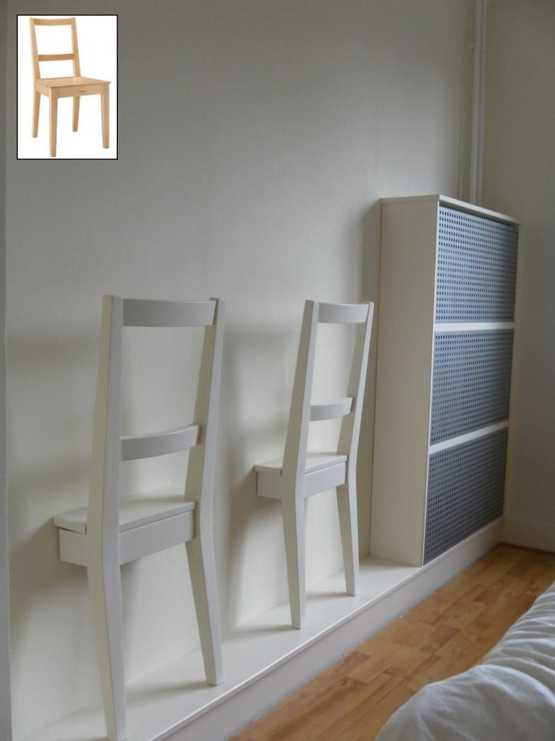 Silla Galan De Noche Xtd6 Silla Convertida En Galan De Noche Diy Pinterest Ikea Ikea