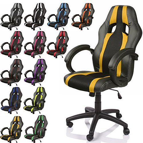 De Gaming Tresko Racing Silla 3ldq 13tljfkc Oficina Amazon mv0PynN8wO