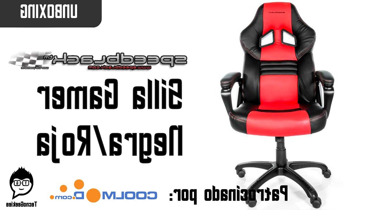 Silla Gaming Carrefour 8ydm Unboxing Y Montaje Silla Gamer Speedblack De Coolmod Youtube
