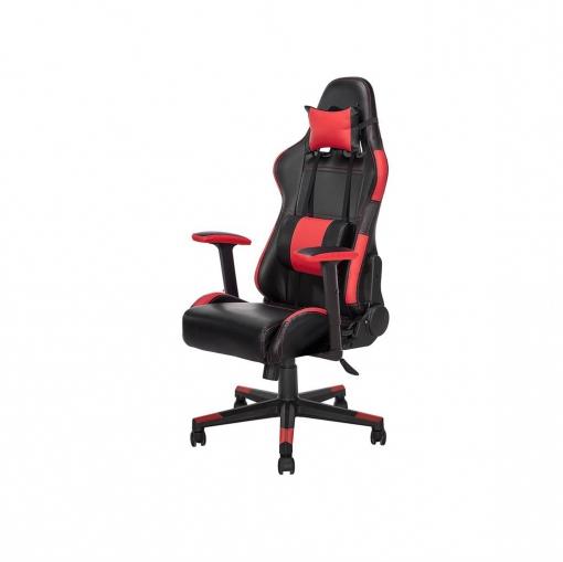 Silla Gaming Carrefour Thdr Sillà N Giratorio Racing Gaming Sà Mil Piel Negro Rojo Las Mejores