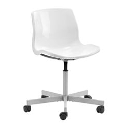 Silla Giratoria Sin Ruedas E6d5 Sillas De Oficina Y Sillas De Trabajo Pra Online Ikea