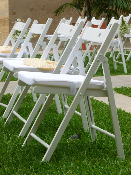 Silla Madera Plegable 3ldq Silla Blanca De Madera Plegable Alquilar Para eventos