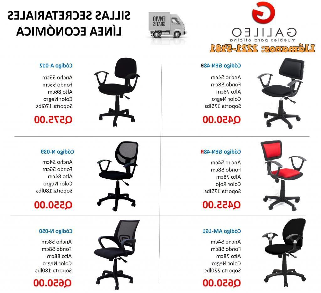 Silla Oficina Oferta O2d5 Oferta En Sillas Secretariales Para Oficina Desde Q450 00 Y
