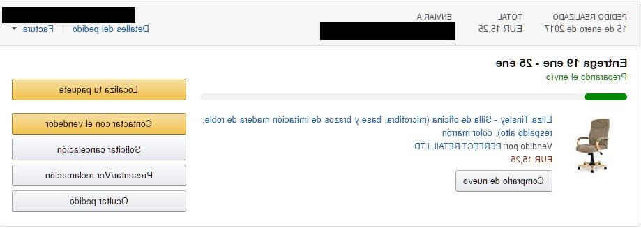 Silla ordenador Amazon X8d1 Sillas Y Sillones De Piel A 15 Euros En Un Error
