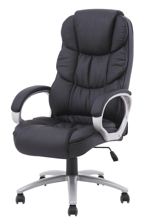 Silla ordenador Amazon Xtd6 High Back Executive Pu Leather Ergonomic Office Desk