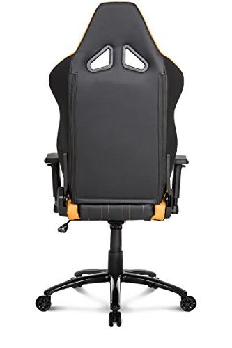 Silla Para ordenador Dddy Akracing Player Silla Para Videojuegos Para ordenador Color Negro Y