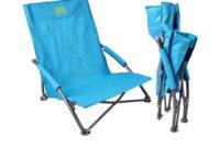 Silla Plegable Playa 87dx Silla Plegable Celeste Playa
