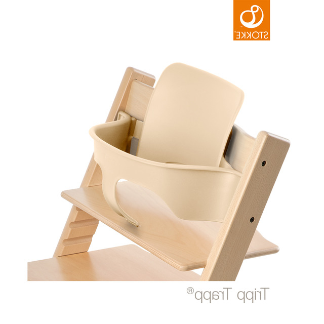 Silla Stokke 4pde Accesorio Para Tripp Trapp Stokke  Tripp Trapp Baby Set Natural