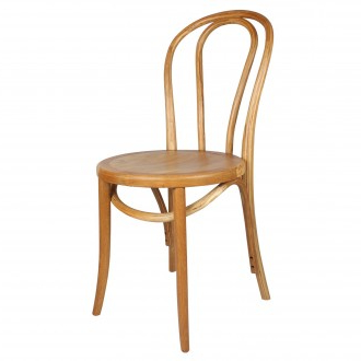 Silla Thonet D0dg Silla Thonet 18 Vintage Style Madera De Roble Natural