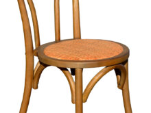 Silla Thonet D0dg Thonet Dark Wood Chair