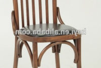 Silla Thonet Txdf Antique Wooden Home Useful Armless Thonet Chair Restaurant Chair Ch 285 Wooden Pu Seat Thonet Chair Antique Wooden Dining Chair Antique Back