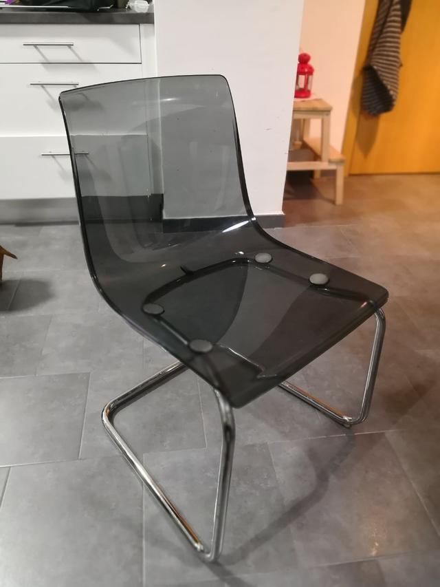 Silla tobias Ikea Etdg Sillas Ikea tobias De Segunda Mano Por 35 En MÃ Stoles En Wallapop