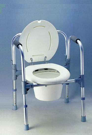 Silla Wc Irdz Wc Seat 3 In 1 is Disassembled Quickly Easy Transport or Storage Ref905