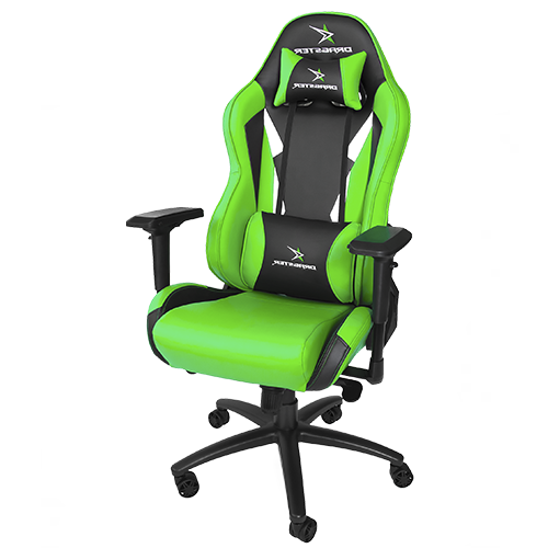 Silla Youtuber E9dx Silla Gamer Profesional Dragster Gt600 Verde