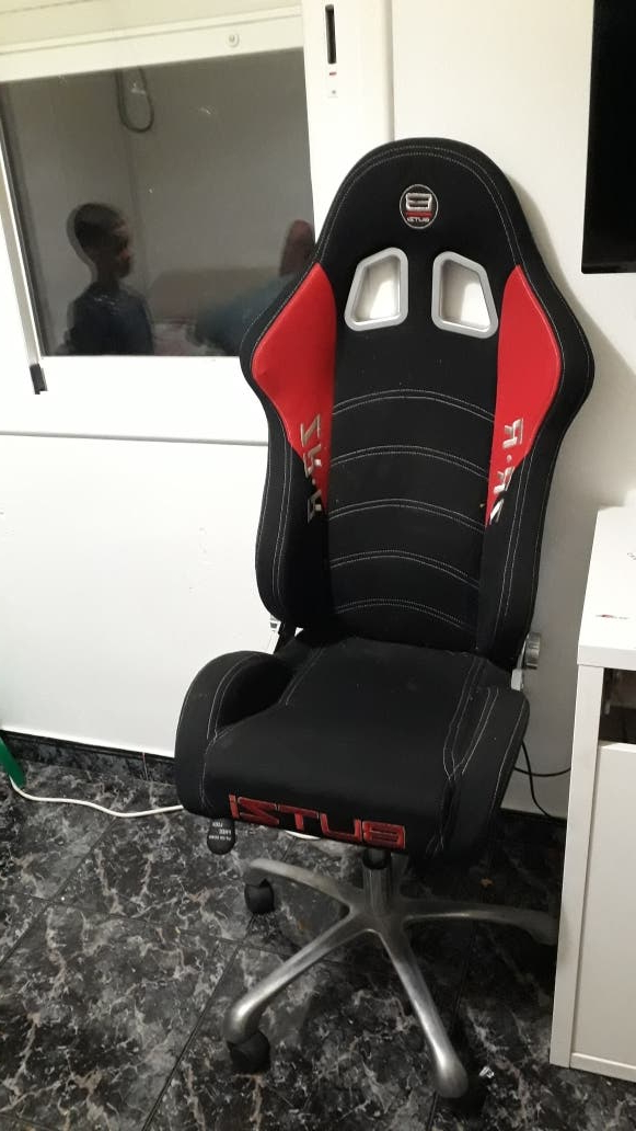 Silla Youtuber E9dx Silla Youtuber Regulable Banco De Segunda Mano Por 30 En
