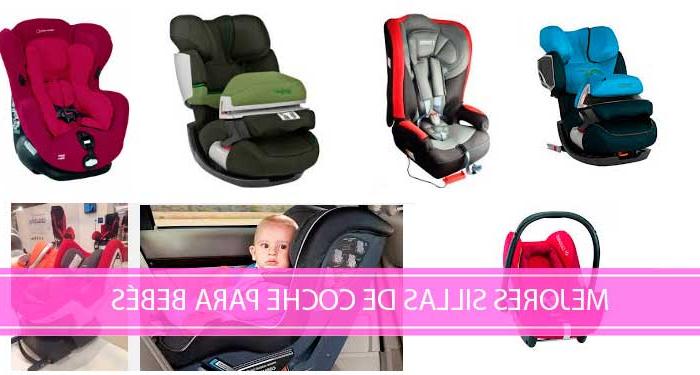 Sillas Bebes 3id6 Las Mejores Sillas De Coche Para Bebes Re Endaciones