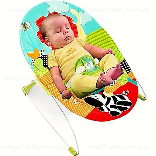 Sillas Bebes Qwdq Silla Infantil Reposera Para Bebe Y Nià O Con Vibracion Nueva