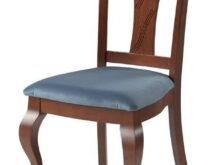 Sillas Clasicas De Comedor Txdf Silla Estilo Clà Sico Con asiento Tapizado Para Mesas De