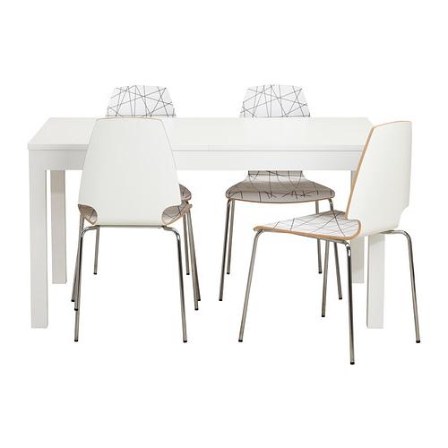 Sillas Cocina 12 De Ikea Modernas S5d8 5RSA4c3jLq