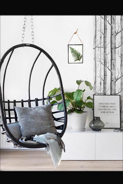 Sillas Colgantes Bqdd 12 Ideas Para Incluir Sillas Colgantes En Casa Estilo Minimalista