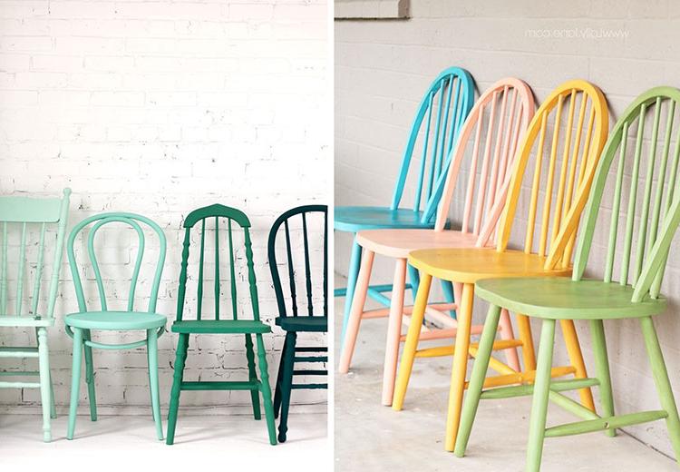 Sillas Colores Qwdq Sillas De Colores Me Ayudas A Elegir Alquimia Deco