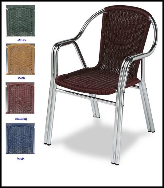 Sillas De Aluminio Para Terraza Q5df Sillas De Aluminio Para