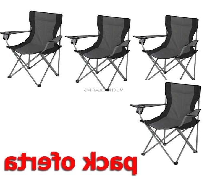 Sillas De Camping Baratas 9ddf Pack 4 Sillas Camping Plegables Accesorios Camping Muchocamping