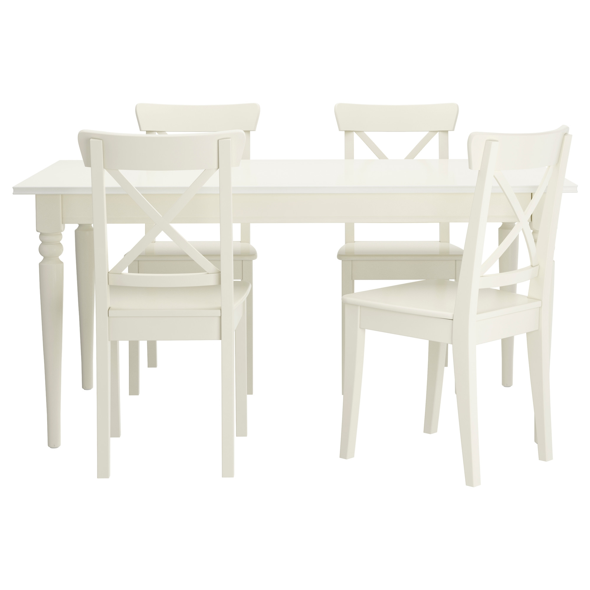 Sillas De Cocina Ikea Fmdf Ingatorp Mesa Con 4 Sillas Sharon Leal