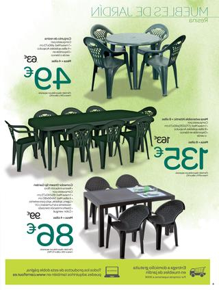 Sillas De Jardin Carrefour Gdd0 Muebles De Jardin Carrefour by Ofertas Supermercados issuu