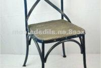 Sillas De Metal E6d5 Nl Metal Muebles Vintage Silla De Metal Silla De Metal