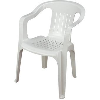 Sillas De Plastico Apilables Etdg Pra Silla De Plà Stico Apilable Brexia Blanca Online Linio Mà Xico