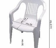 Sillas De Plastico Precio Etdg Silla Exterior Plà Stico Monobloc Blanco