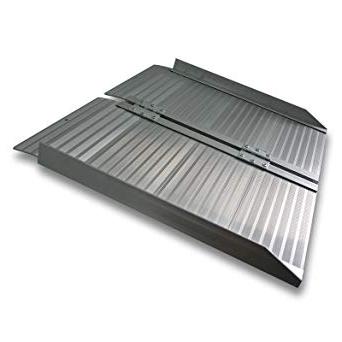 Sillas De Ruedas Plegables Pequeñas 3id6 Rampa Silla Ruedas Plegable 62cm 270kg Aluminio Portà Til Plana